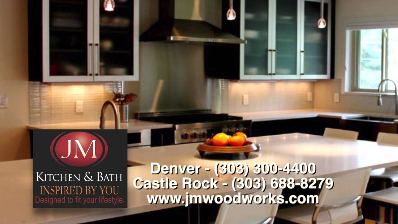 Kitchen Remodeling Denver - JM Kitchen and Bath - YouTube