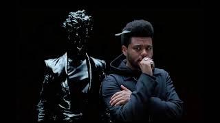 The Weeknd & Gesaffelstein - Lost in the Fire 1 hour loop (HD)