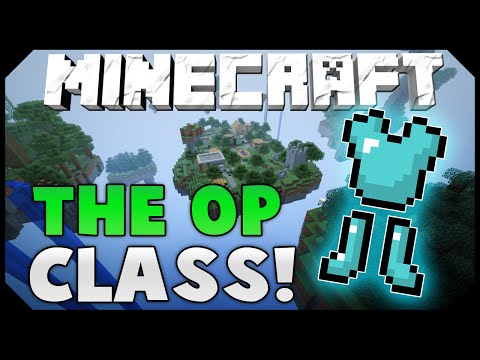 THE MOST OVERPOWERED CLASS IN SKYWARS! ( Hypixel Skywars )