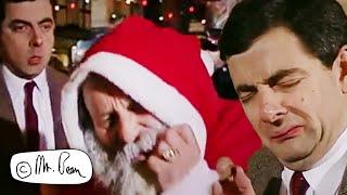 Merry Christmas, Mr. Bean - Part 2/5 | Mr. Bean Official
