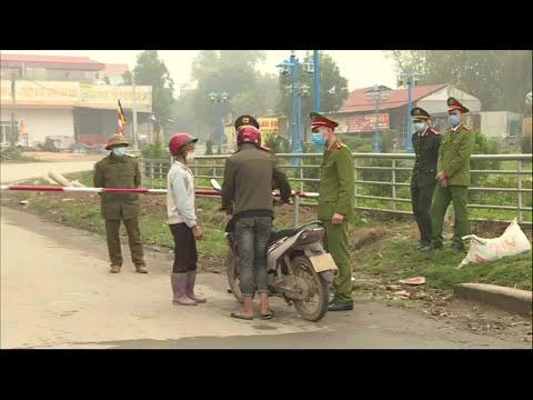 Vietnam Quarantines Commune Of 10,000 Over Coronavirus   AFP