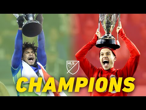 The Incredible Stories Of MLS Cup 2016 & 2017 | Toronto FC Vs. Seattle Sounders