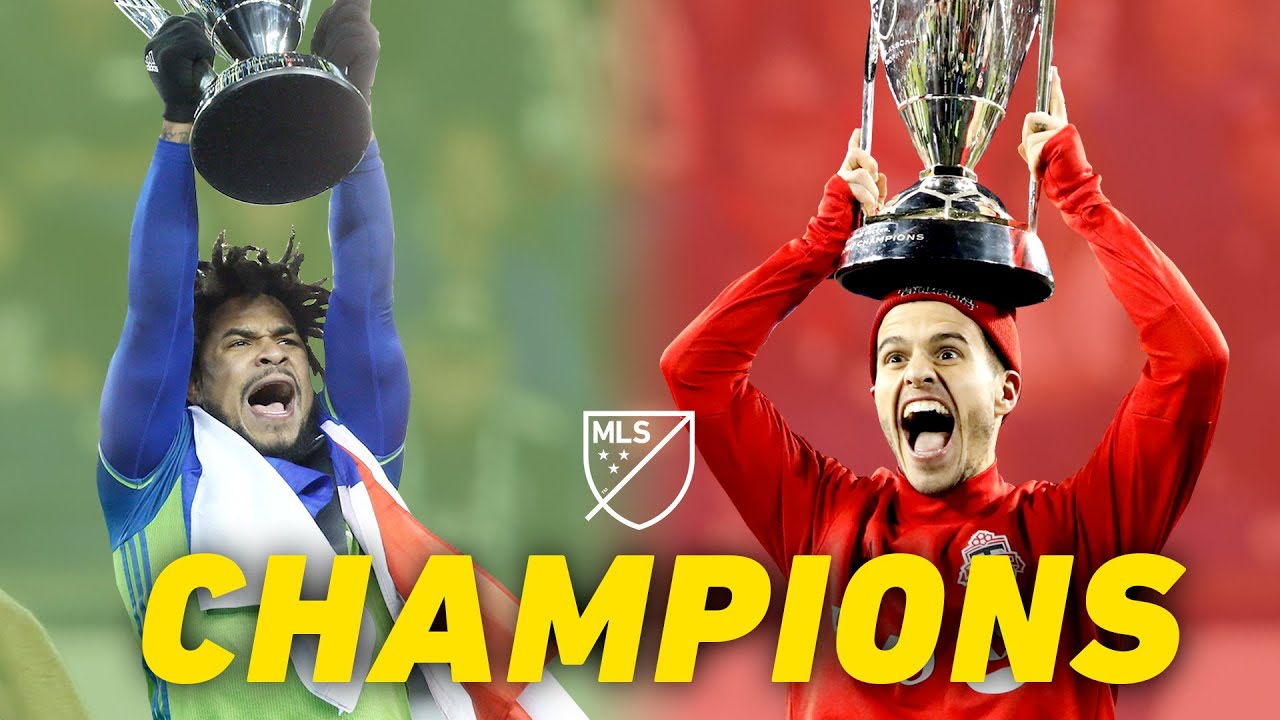 The Incredible Stories of MLS Cup 2016 & 2017   Toronto FC vs. Seattle Sounders