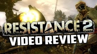 Resistance 2 Playstation 3 Game Review