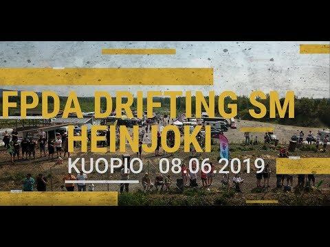 FPDA Drifting SM @ Heinjoki Kuopio - 08.06.2019 | PM Productions