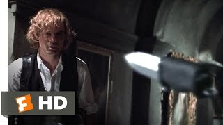 The League Of Extraordinary Gentlemen (4/5) Movie CLIP - The Invisible Knife Fight (2003) HD