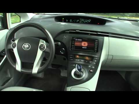 Toyota Prius Plug-In Hybrid - Drive Time Review