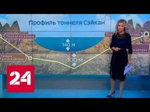Тоннель Сахалин-Хоккайдо: Россия