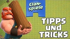 Clash of Clans ☆ CLANSPIELE/CLAN GAMES - Tipps & Tricks