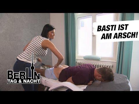 Berlin - Tag & Nacht - Basti hat es vermasselt! #1543 - RTL II