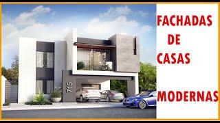 FACHADAS DE CASAS MODERNAS 2020 arquitectura 🏡 CASAS MODERNAS YouTube