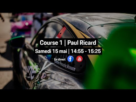 #PCCF - Mai - Paul Ricard - Course 1 - Porsche Carrera Cup France