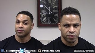 How Often To Bulk and Then Cutt @hodgetwins