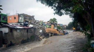 La tormenta tropical Laura golpea Cuba tras su paso devastador por República Dominicana y Haití