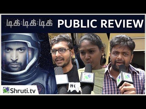 Tik Tik Tik - Review with Public | Jayam Ravi, Nivetha Pethuraj
