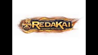 Redakal gold packs opening
