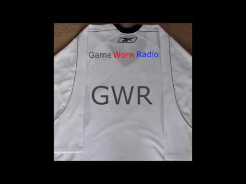 Hockey Jersey Grails and Social Media in the Hobby -  Game Worn Radio - August 15th, 2015