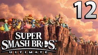 Super Smash Bros Ultimate - World of Light Part 12   Ness Redemption