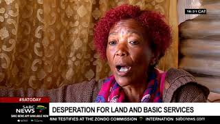 Lakeview residents desperate for land, housing
