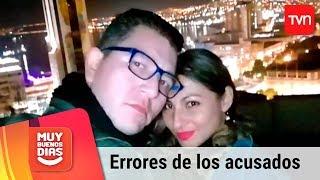 Caso Nibaldo: Los errores que permitieron la captura de los acusados | Muy Buenos Días