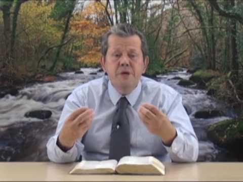 Pr Adail - A cura de um paral�tico. Lucas 5: 17 - 26