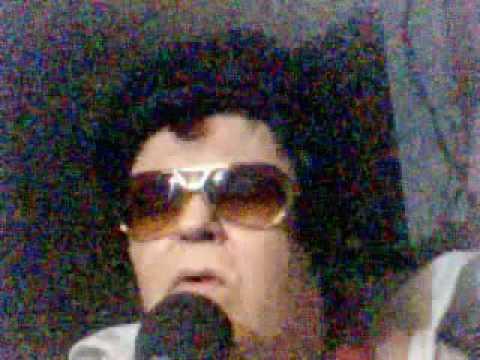 Dixie Straw Anthem (American Trilogy Parody)  -  M Lloyd Hudson (karaoke cover - fair use)
