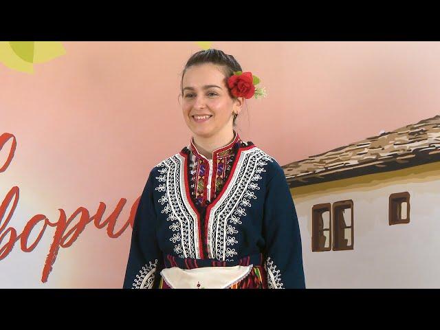 Вероника Начева - Гълъб форка