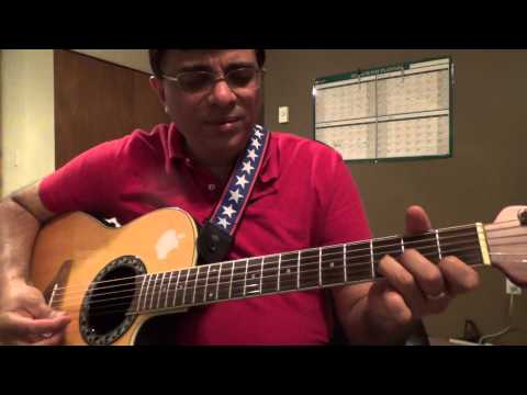Thenpaandi Chemaiyila (Music: Illayaraja) Guitar Chords Lesson by Suresh
