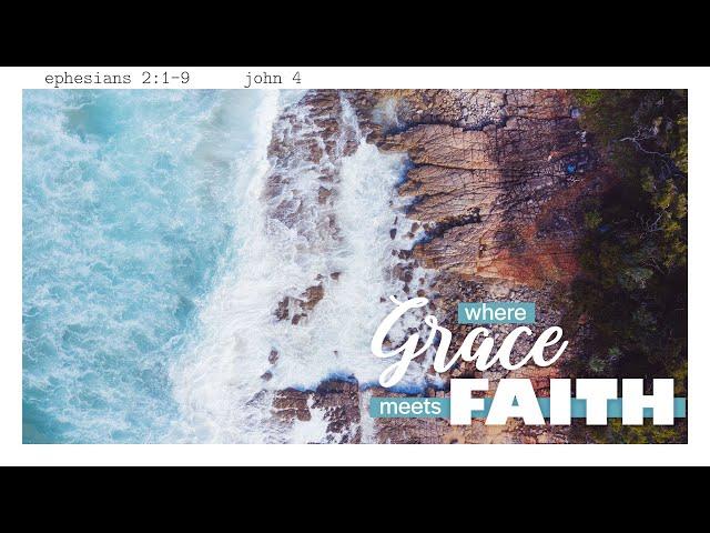 Where Grace Meets Faith with Pastor Brian Clark
