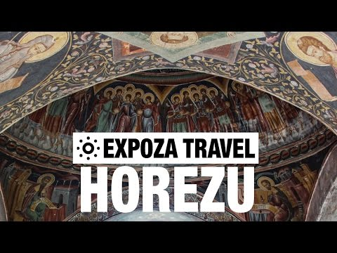 Horezu Vacation Travel Video Guide