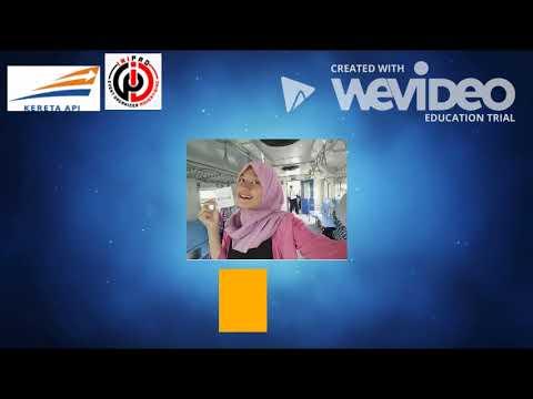 VIDEO NOMINASI selfie bersama pt. kereta api dan radio vina vira fm (3/3)