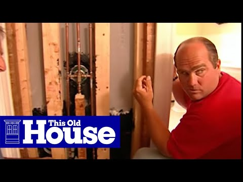 How to Repair a Shower Valve in a Tile Wall - This Old House