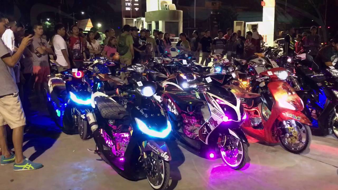 Yamaha Mio Amore Motor Show