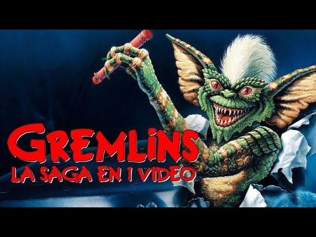 Gremlins I La Saga en 1 Video