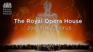Join The Royal Opera Chorus in 360