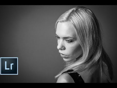 Take amazing black and white portraits in easy lightroom tutorial technpix