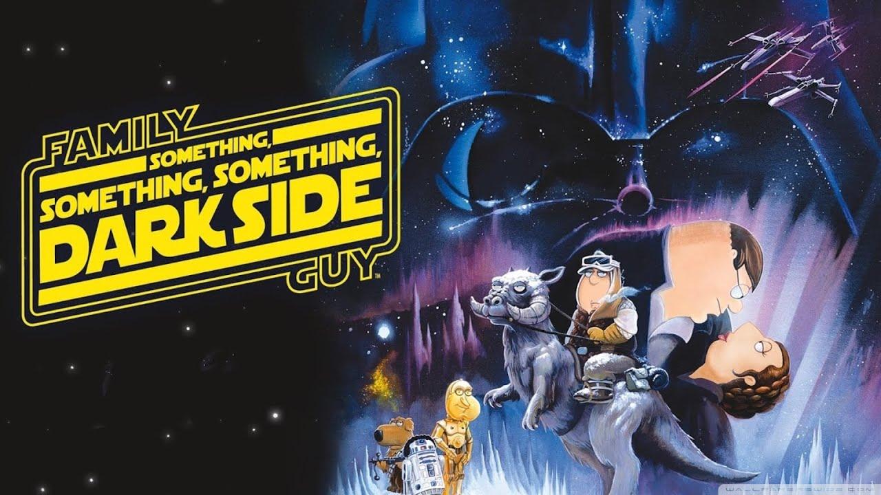 Family Guy - Something, Something, Dark Side - Entry Scene