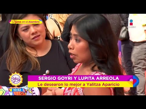 ¿Sergio Goyri molestó por posible protagónico de Yalitza Aparicio? | Sale el Sol