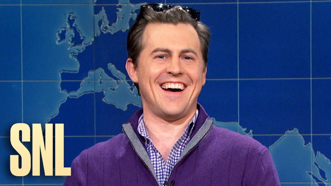 Weekend Update: Guy Who Just Bought a Boat on Dating After Covid - SNL