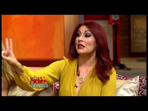 Declaraciones de Daniela Droz sobre supuesto romance con Héctor Ferrer.