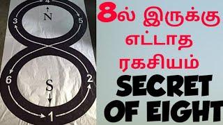 8ல்  இருக்கு எட்டாத ரகசியம் Secret of Eight