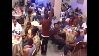 J.Froze Dj Jeff's performance @ Wesley Asoro Hotels, Benin City, Nigeria