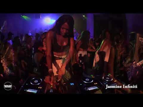 Jasmine Infiniti Boiler Room Oakland Live Set