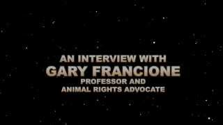 World Vegan Summit & Expo - Gary Francione Interview