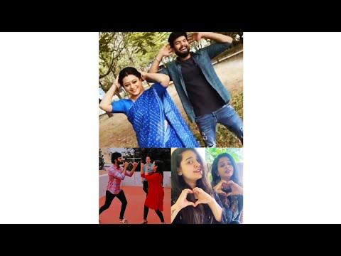Bhagyalakshmi serial team funny tik tok & dancing video - Watch fully & Enjoy - Vijay TV