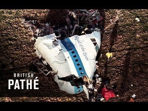 Lockerbie Pan-Am Jet Explosion (1988) | A Day That Shook the World