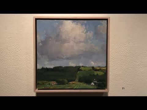 Jeffrey Reed New Landscape Paintings