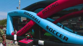 Long Island's Bounce House And Water Slide Rental Company | Jump Around Party Rentals NY