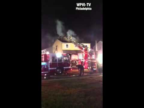 Aldan House Fire Oak Ave