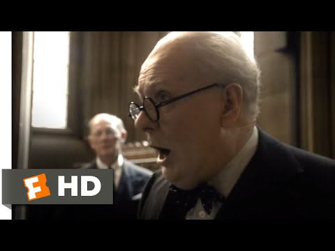 Darkest Hour (2017) - Death Before Disarmament Scene (9/10) | Movieclips